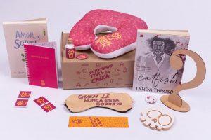 clube de assinatura book in box