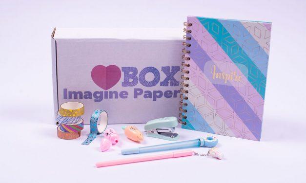 Clube Assinatura Imagine Paper Box