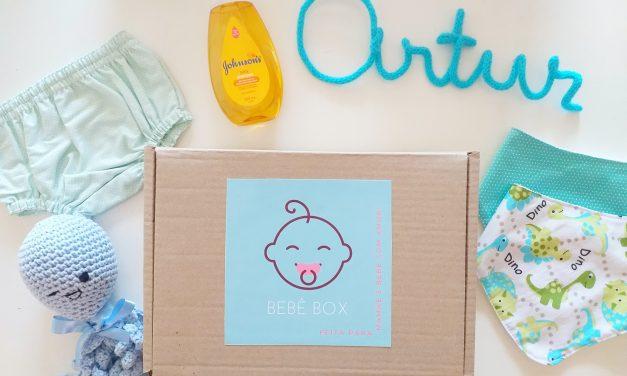 Clube de Assinatura Bebê Box