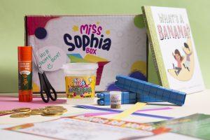 miss sophia box