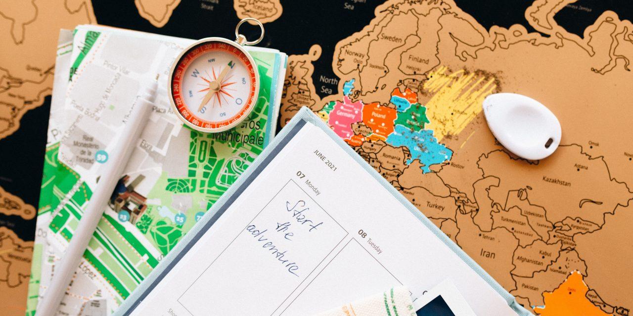 Como viajar sem sair de casa?
