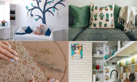 O que o artesanato pode fazer pela sua casa?